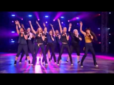 Pitch Perfect - Price Tag/Don't You/Give Me Everything