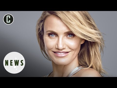 Cameron Diaz Reportedly Retired From Acting