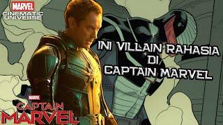 Apakah Dia Villain Rahasia Di Captain Marvel Nanti ? | Fan Theory Captain Marvel | Marvel Indonesia
