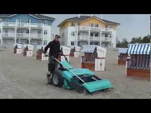 BeachTech Sweepy hydro