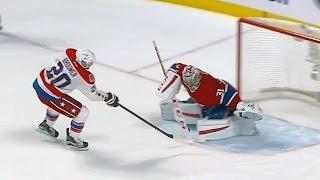 Shootout: Capitals vs Canadiens