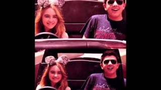 Two young hearts by Sabrina Carpenter  -  Sabrina Carpenter  y Bradley Steven Perry