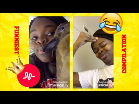 ThunThun Skittles FUNNIEST Musical.ly Compilations of 2017!