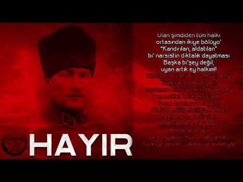 Muhalif - #HAYIR [#protest]