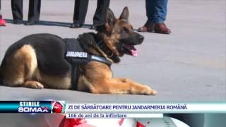 ZI DE SARBATOARE PENTRU JANDARMERIA ROMANA