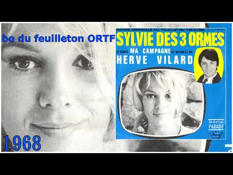 BO du feuilleton ORTF  SYLVIE des TROIS ORMES 1968  instrumental