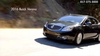 New 2016 Buick Verano Safety Classic Buick GMC Arlington TX Fort Worth TX