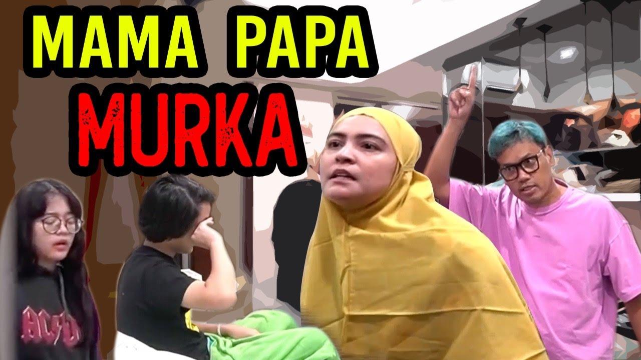 CINTA PINGSAN GARA-GARA NINO❗MAMA PAPA SHOCK