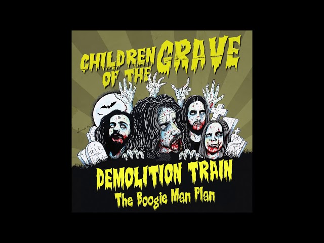 Demolition Train - The BoogieMan Plan (Nightstalker Cover)