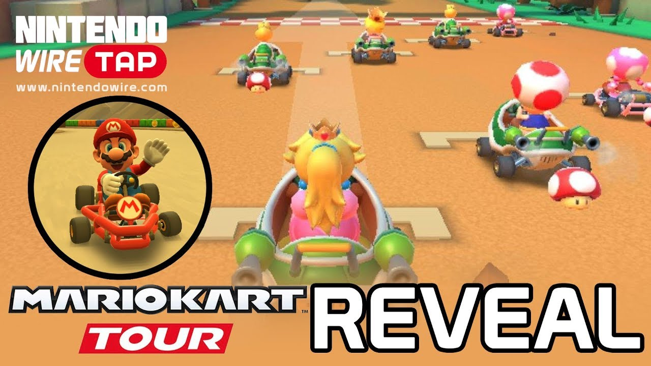 61a2b4a01 Mario Kart Tour could be the monster mobile hit that Japan gaming giant  Nintendo needs   The Japan Times