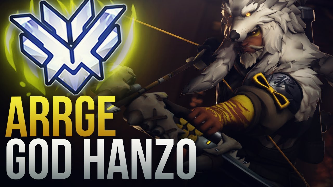 "Best Of ""Arrge"" HANZO GOD - Overwatch Montage thumbnail"