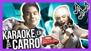 KARAOKE EN EL CARRO con JUAN DE DIOS PANTOJA I Carpool Karaoke