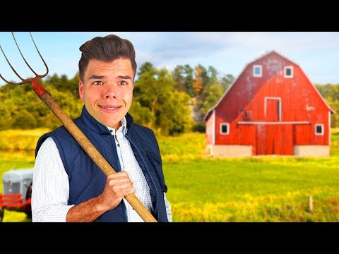 HOW TO BECOME A FARMER! (Transport Fever #4)