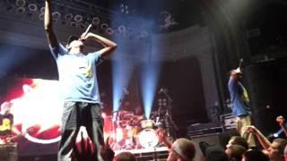 Lecrae - Go Hard Intro w/ Canon Live Columbus, OH