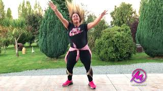 1, 2, 3 Sofia Reyes - (feat. Jason Derulo & De La Ghetto) - Zumba Choreography - Meli Espinoza Video