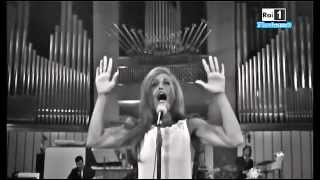 ♫ Dalida ♪ Ciao Amore Ciao (Live TV Show) ♫ Video & Audio Restored HD