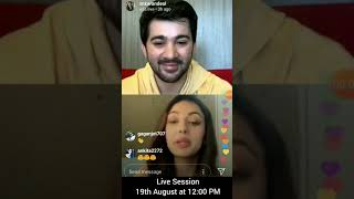 Karan Deol and Sahher Bambba Live Session | Pal Pal Dil Ke Paas