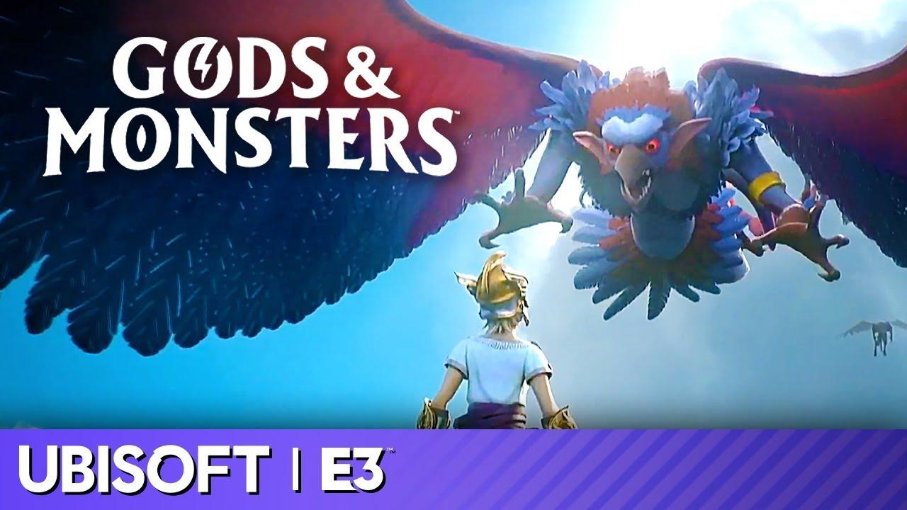 Ubisoft E3 conference recap: Watch Dogs Legion, Gods & Monsters