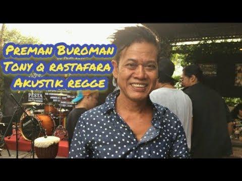 Preman Buronan Tony Q Rastafara