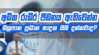 අධික රුධීර පීඩනය ඇතිවෙන්න බලපාන ප්රධාන සාදක ඔබ දන්නවාද? | Piyum Vila | 19 - 08 -2020 | Siyatha TV Thumbnail