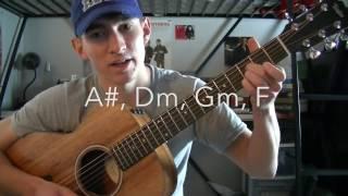 Cheat Codes Feat. Demi Lovato - No Promises - Guitar Tutorial