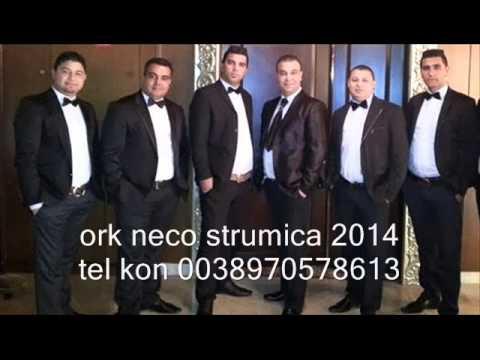 ork neco strumica 2014 vo germaniya albansko cocek