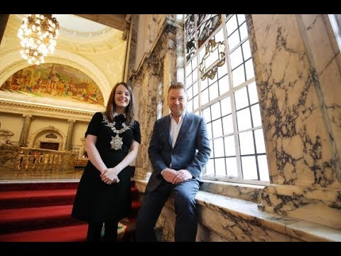 Lord Mayor reflects on Sir Kenneth Branagh Freedom of the City celebrations