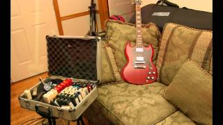 Black Dark Jeff Norwood and The Chiggers Sessions 2006 Grannys Studio.wmv