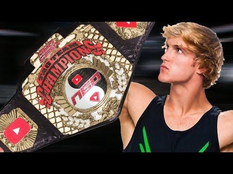 Logan Paul : N60 Tag Team Title Announcement
