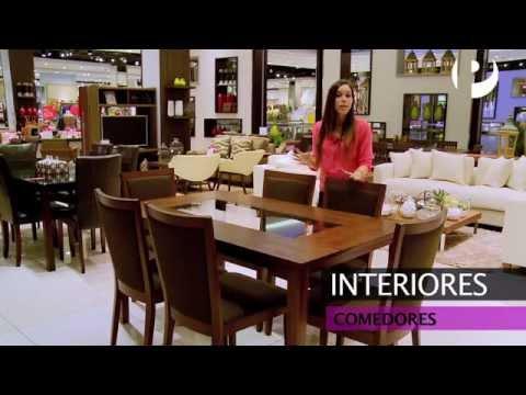 Interiores - Mesas de comedor y Comedores