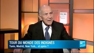 FRANCE 24 L'Entretien - Stéphane Hessel, indigné pour toujours (rediffusion de décembre 2011)