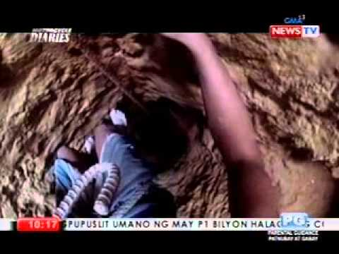 "Small-scale mining in Camarines Norte: ""Isang paa, nasa hukay"""