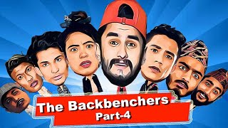 The Backbenchers Part 4 || The PK Vines | ft. Ganesh GD & Jire Bhai