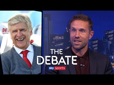 Which club should Arsene Wenger manage next? | The Debate | Bellamy, Upson & Howey