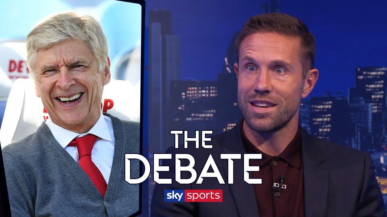 Which club should Arsene Wenger manage next?   The Debate   Bellamy, Upson & Howey