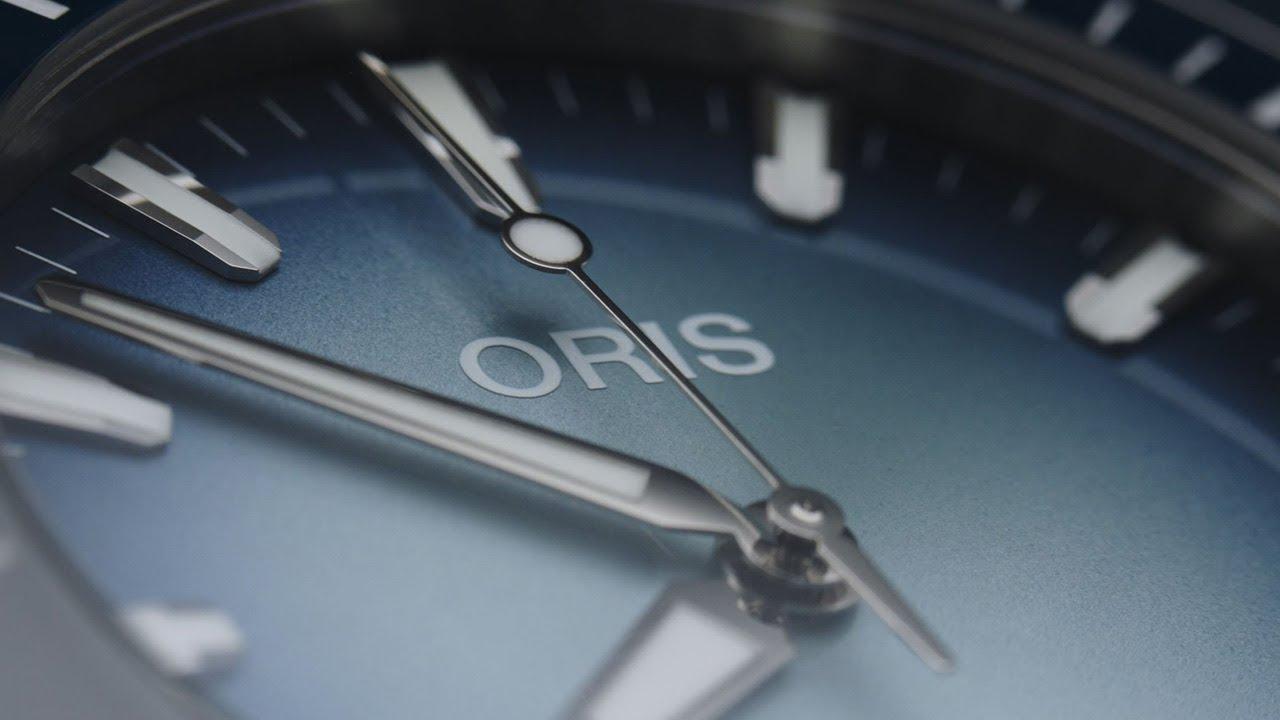 Oris Swiss Watches In Hölstein Since 1904
