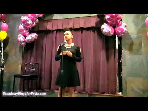 Broadway Sings For Pride Benefit, Fall 2015 Thomasina Gross