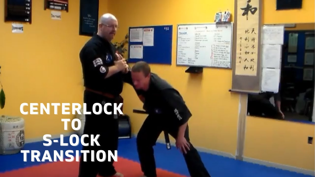 Tuesday Technique of the Week - Center Lock to S Lock