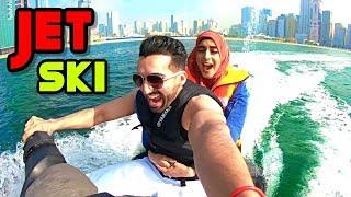 SCREAMING REACTION on THE FASTEST JETSKI in DUBAI