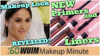 Meghan Markle's Wedding Makeup REVEALED! NEW L'Oreal! | Makeup Minute