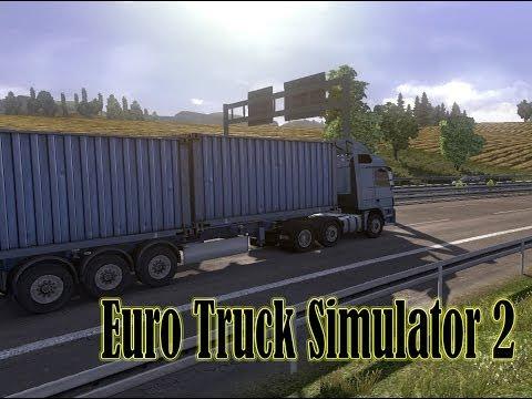 CGG Euro Truck Simulator 2 ลองมาเป็นคนขับรถสิบล้อ