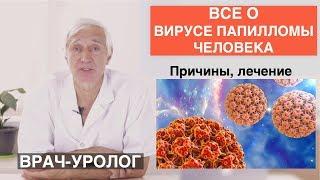 симптомы и лечение вируса папилломы человека
