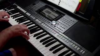 Evergreen - Will Young (Cover) - Yamaha PSR-S970