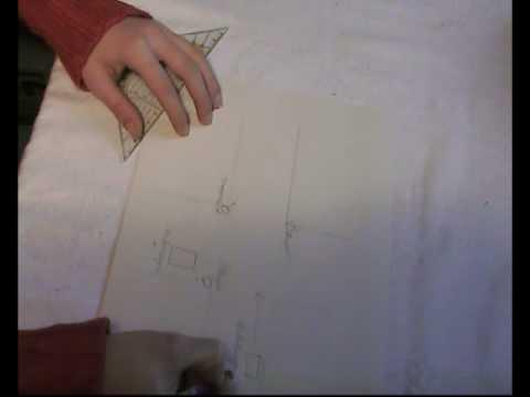 Zeichnen einer Unfallskizze - Autounfall Skizzen - YouTube