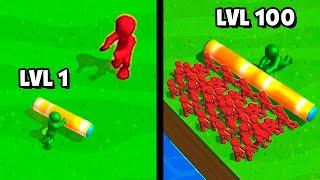 Push'em All  - All Levels