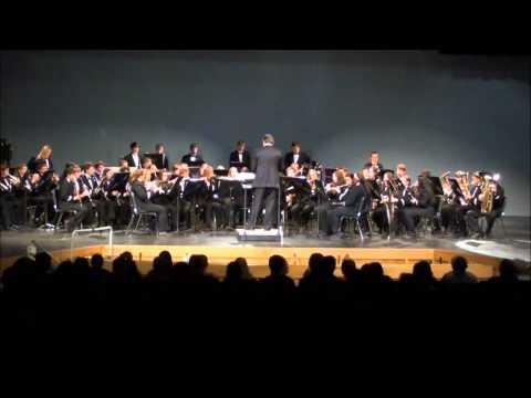 Northview Symphonic Band - Chant and Savage Dance