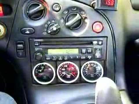 Nice 1994 Rx7 Interior