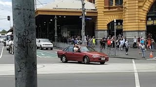 Police audio released of Bourke Street tragedy