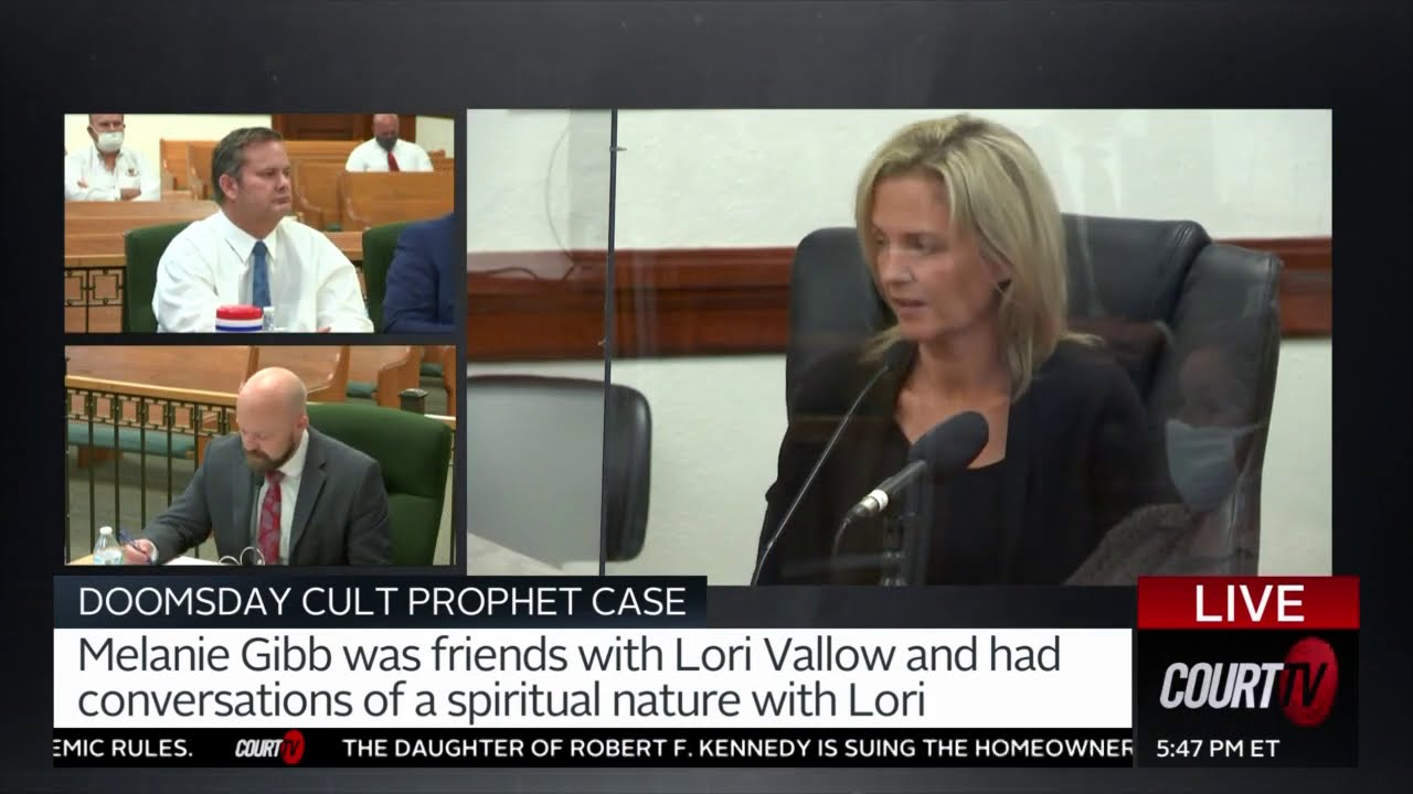 Melanie Gibb testifies that Lori Vallow-Daybell & Chad Daybell lied about where was JJ
