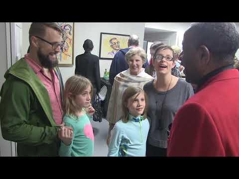 Change Agents Art Show 2018 at Glynn Visual Arts